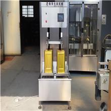 厂家供应 润滑油灌装机 鲁青 玉米油灌装机 食用油灌装机