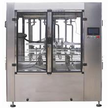 厂家供应 润滑油灌装机 鲁青 玉米油灌装机 负压灌装机