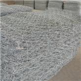 石笼网墙 铅丝格宾笼 镀锌山体防洪石笼网