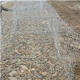 河道高尔凡石笼网 拧花格宾石笼网 铅丝石笼网固滨