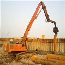 挖掘机打桩机 精选厂家现货直销  厂家 报价