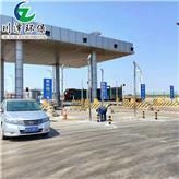 川泽环保车辆洗消一体化车辆消毒通道设备