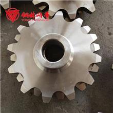 链轮 铜林推荐304不锈钢工业传动尼龙链轮 单双三排机械链轮