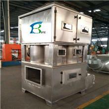 工业尾气净化处理设备 不锈钢喷淋塔 橡胶厂废气处理设备 洗涤喷淋塔