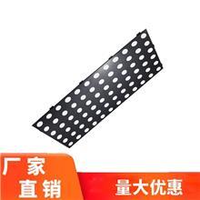 国内冲孔铝单板  实现个性化定制冲孔铝单板厂家 正一金属