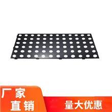 直销冲孔铝单板 波浪形冲孔铝单板 正一金属厂家现货 规格齐全