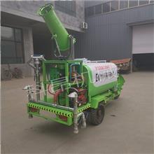 雾炮洒水三轮车 电动三轮雾炮洒水车 新能源电动三轮洒水车