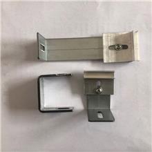 生产 一体板锚固件扣件 一体板用挂件 五金保温装饰一体板挂件配件 外墙固定挂件