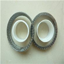 各种排气歧管垫 消音网垫 针织网铜垫圈 哈雷排气管压缩垫圈