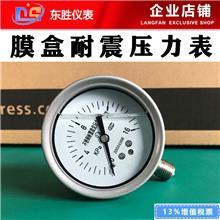 膜盒耐震壓力表價格 壓力儀表 304 316L