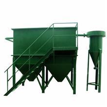 糖果冰糖块食品加工污水处理设备 食品厂污水处理沉淀设备 斜管沉淀池 精选厂家直销 可定制