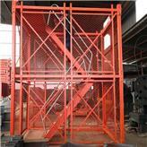 蓟州区厂家直供施工安全爬梯 桥梁桥墩施工安全爬梯 100型爬梯 阜城鑫达直供