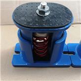 优旭机械供应 低频可调上下阻尼隔震 ZTE阻尼减震器 风机水泵冷却塔减震垫 质量放心
