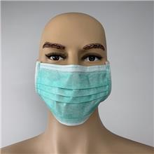 仙桃口罩廠 廠家直銷防塵口罩 一次性個人防護口罩 三層無紡布帶熔噴布口罩 現貨平面口罩