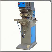 东莞产地货源双色穿梭移印机4*4电子塑胶LOGO凹面 直销定制