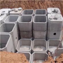 多种规格化粪池 定制水泥化粪池