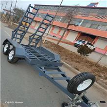 摩托车拖车定制 越野拖车安装 拖车厂家 圣恒制造 欢迎来电