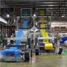 大型快遞袋塑料包裝機械 工業包裝膜吹膜機