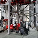 高性能三层共挤工业包装及功能膜吹膜机系列效率高产量大