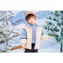 恋沐时尚童装一件代发 折扣童装批发 小贝壳春季儿童服装