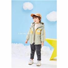 恋沐女童品牌童装 厂家批发童装 小贝壳儿童服装高端品牌