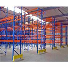 货架厂家销售_通廊式重型货架_仓储货架_宏达_可定做仓储货架
