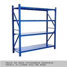 仓储货架_货架厂家通廊式仓储货架_宏达_可定做各种轻重型货架批发