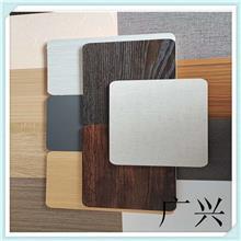 新型板材木饰面板广兴厂家 集成墙板吊顶护墙装板材家装工装