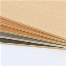 家装工装用护墙墙面材料 多功能木塑饰面板 广兴 集成墙面漆面平整耐磨