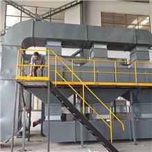胜鑫环保 催化燃烧一体机 蓄热式催化燃烧炉 工业化工净化设备