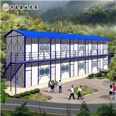 宁波大型活动板房定制 运输业活动板房 简约美观 活动板房款式 长期批发