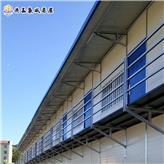 建筑工业活动板房 安装便捷 商洛彩钢活动板房 实地货源 防火活动板房