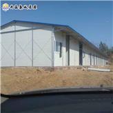 厂家供应 防水设计装配式快拼箱房 夹心彩钢板房 循环使用双层彩钢板房