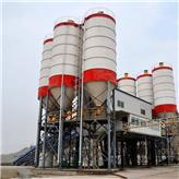 中原机器 混凝土搅拌站 厂家直销 按需定制 35-240型号齐全 大中小型搅拌站