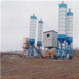 HZS90混凝土搅拌站现货 搅拌站设备厂家报价 工程建筑用搅拌站