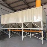 卧式水泥仓 大型水泥仓罐 可移动卧式水泥仓 厂家直销 可现场定制