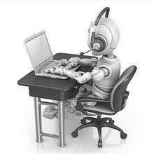 智能机器人 络云可可 真人语音引擎 可按照客户需求定制