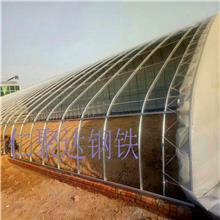 仁聚达 承接内外遮阳连栋温室大棚 农业种植骨架 广东水产养殖大棚管