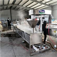 现场操作试验土豆粉机 包教技术无明矾土豆粉机