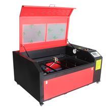 高精度4060/6090 80W 100wCO2激光切割机用于工艺服装皮革雕刻
