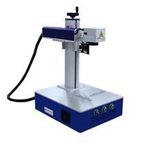 20W 30W 50W光纤激光打标机适用于金属、手表、相机、汽车配件、皮带扣等