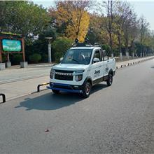 路虎皮卡-lhpk款 中老年代步车 单排带斗电动汽车 可定制颜色