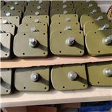 加工 钢齿钢轮卷膜器 养殖场卷帘机 温室大棚配件