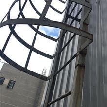 重庆安全护笼 安全爬梯 钢爬梯加工安装