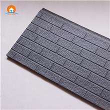 山东厂家直销外墙保温装饰板 新型轻钢别墅保温材料 金属雕花板家装建材