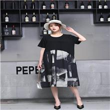 HK琳琅 2020夏季女装 石狮服装网   开服装店进货渠道  厂家直接批发女装  老年女