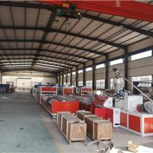 工厂直销 挤出机纤维墙板设备 快装墙板设备生产线