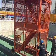 重型箱式梯笼_重庆安全组合式箱式梯笼_桥梁施工安全爬梯梯笼
