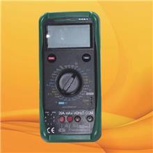 数字万用表测量仪表 数字绝缘电阻测试仪 电工仪器仪表