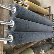 工业机械毛刷辊 伟峰刷业 研磨毛刷辊  磨料丝毛刷辊耐高温刷辊  厂家直销